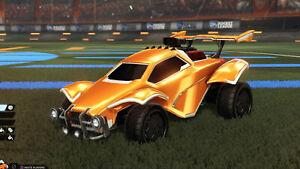 Rocket league Titanium White Octane PC  / PS4