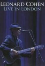 Live in London [DVD] by Leonard Cohen (DVD, Aug-2010, Sony Music)