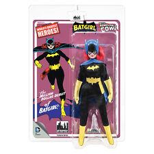 DC Comics Mego Style 8 Inch Figures First Apperances Series: Batgirl