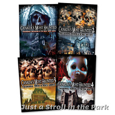 Canada's Most Haunted: Horror Series Collections 1 2 3 4 Box / DVD Set(s) NEW!