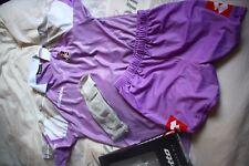 ensemble  LOTTO  neuf  maillot short chaussette TFC TOULOUSE  1990 XL