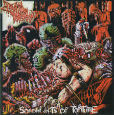 Drain Of Impurity – Sordid Acts Of Torture CDR (Drain, 2001) Turkey Death Metal