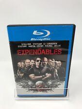 The Expendables (Blu-ray, 2010) Sylvester Stallone, Jason Statham, Jet Li