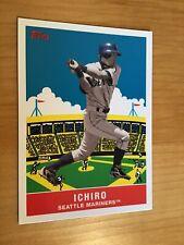 2007 Topps Ichiro Suzuki WalMart #WM15 Seattle Mariners