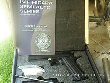 COLT 1911/45 TACTICAL OPS, FULL METAL 6.MM BLOW BACK,GREEN GAS.NUOVA. BY JGG.!
