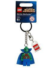 Lego DC Super Heroes MARTIAN MANHUNTER Minifigure Key Chain Keychain xmas gift