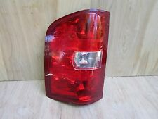 07 08 09 10 11 12 CHEVROLET SILVERADO REAR LEFT TAIL LIGHT OEM
