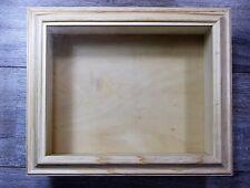 Schaukasten Bausatz 3 D Bilderrahmen Objekt Rahmen Diorama Puppenstube 1:12