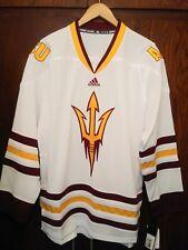 Adidas Arizona State University Sun Devils Hockey Jersey Size S