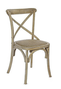 Wooden Chair David Gray Color