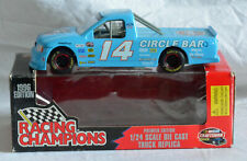 1996 RACING CHAMPIONS AUTOGRAPHED SIGNED RICK CRAWFORD 1/24 DIECAST TRUCK NASCAR