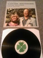 KARIN KROG BENGT HALLBERG - TWO OF A KIND LP EX!!! ORIGINAL FOUR LEAF SWEDEN