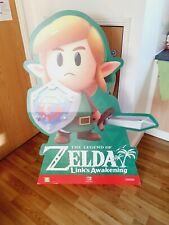 Zelda Links Awakening Shop Display Stand Advertising Promo Large
