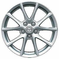 """New Genuine Mazda MX-5 2008-2015 17"""" Alloy Wheel Rim 9965677070"""
