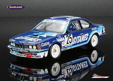 BMW 635 CSi Gitanes 24H Spa ETCC 1983 Snobeck/Cudini/Peltier, Spark Modell 1:43
