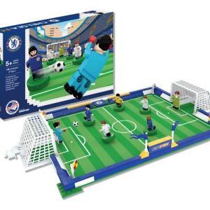 CHELSEA FC Football Soccer Game Toy Construction Building Bricks Set Figures