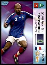 Panini GOAAAL! World Cup 2006 - France Boumsong No.32