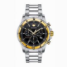 Movado Men's 'Series 800' Two-tone Chronograph Watch model 2600098