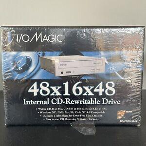 Internal CD-Rewritable Drive 48 x 16 x 48 DR-CDRW4848 I/O Magic New Sealed