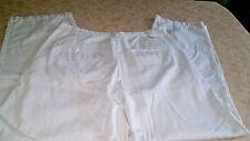 Men's ~Levi's Flat Front Casual Pants - San Francisco Off-White~ 36x30