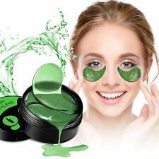 Augen Pads 60St Anti Aging Feuchtigkeit Entfernt Augenringe Tränensäcke Falten