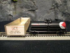 N Scale lot-1-JCT #4021 Canadian Pacific Rail single dome tank car  (CP-7TK)