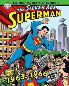 Superman The Silver Age Sundays, Vol. 2 1963-1966 by Jerry Siegel #15533