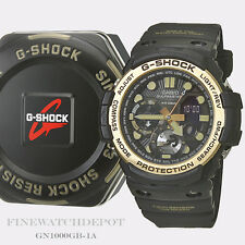 Authentic Casio G-Shock Men's Gulfmaster Master of G Series Watch GN1000GB-1A