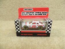1993 Matchbox NASCAR 1:64 Scale Diecast Jeff Burton Baby Ruth Ford Thunderbird