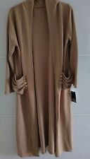Ladies long cardigan size 14 new with tags