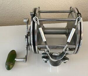 Huge Vintage PENN SENATOR 12/0 Big Game Fishing Reel - Model 116 NR