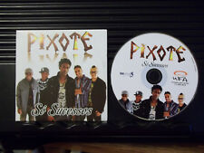 PIXOTE - So Sucessos BRASIL Like New CD