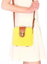 Échange Pepaloves 108211 femmes jaune printemps été de sac à main d'épaule 2