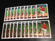 Mike Morin   rc mixed 20 card lot