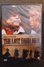 DVD western the last hard men neuf emballé 1976 charlton heston james coburn