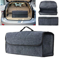 Car SUV Carpet Boot Trunk Tidy Organiser Storage Bag Collapsible Interior Bag