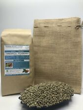 1lb/30lb - Tanzania Peaberry – Specialty Grade – Unroasted Green Coffee Beans