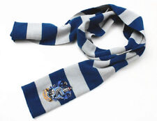 Costume Harry Potter Ravenclaw House Cosplay Scarves Warm Wool Knit Scarf Wraps
