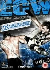 WWE ECW Unreleased Volume 3 DVD Region 2