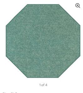 Beautiful area rug 3x5 octagon Shape
