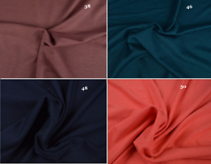 Viscose Jersey, Soft Stretch-Jersey Made Fantastic Quality, Viscose Jersey