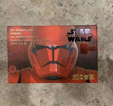 Pat McGrath Star Wars Mthrshp Dark Galaxy Eyeshadow Palette Sith Free Ship!