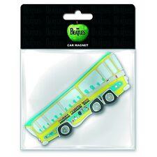 "Beatles/Apple Rubber Fridge/Car Magnet-""Magical Mystery Tour Bus"" - Licensed."