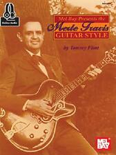 MERLE TRAVIS PICKING GUITAR STYLE BOOK NEW
