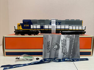 Lionel 6-18263 SD-60 CSX Conv. Diesel Locomotive