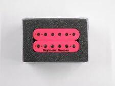 Seymour Duncan TB-6 Distortion Trembucker Neon Pink W/Black Poles