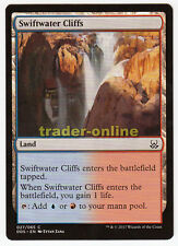 4x Swiftwater Cliffs (Sturzbachklippen) Mind vs. Might Magic