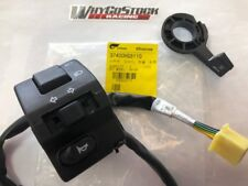 Hyosung GV250 Left Side Turn Signal Switch Hi Low Beam Horn Button Aquila