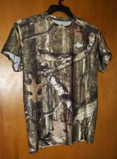 Starter Mossy Oak Break-Up Camouflage Shirt Very Soft Boys Camo Hunting Shirt