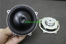 "1pcs 3.5""inch 4ohm Subwoofer neodymium Bass Speaker Loudspeaker Ultra-thin horn"